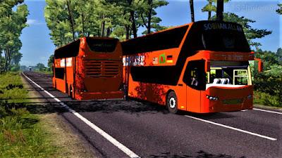 GL MAN 24.460 Bus Double Decker