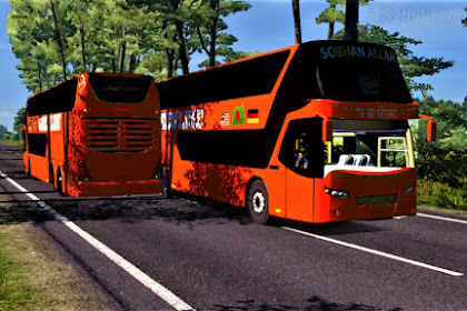 GL MAN 24.460 Bus Double Decker ETS2
