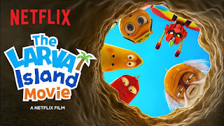 The Larva Island Movie Synopsis and review