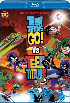 Teen Titans Go! Vs. Teen Titans [2019] [BD25] [Latino]