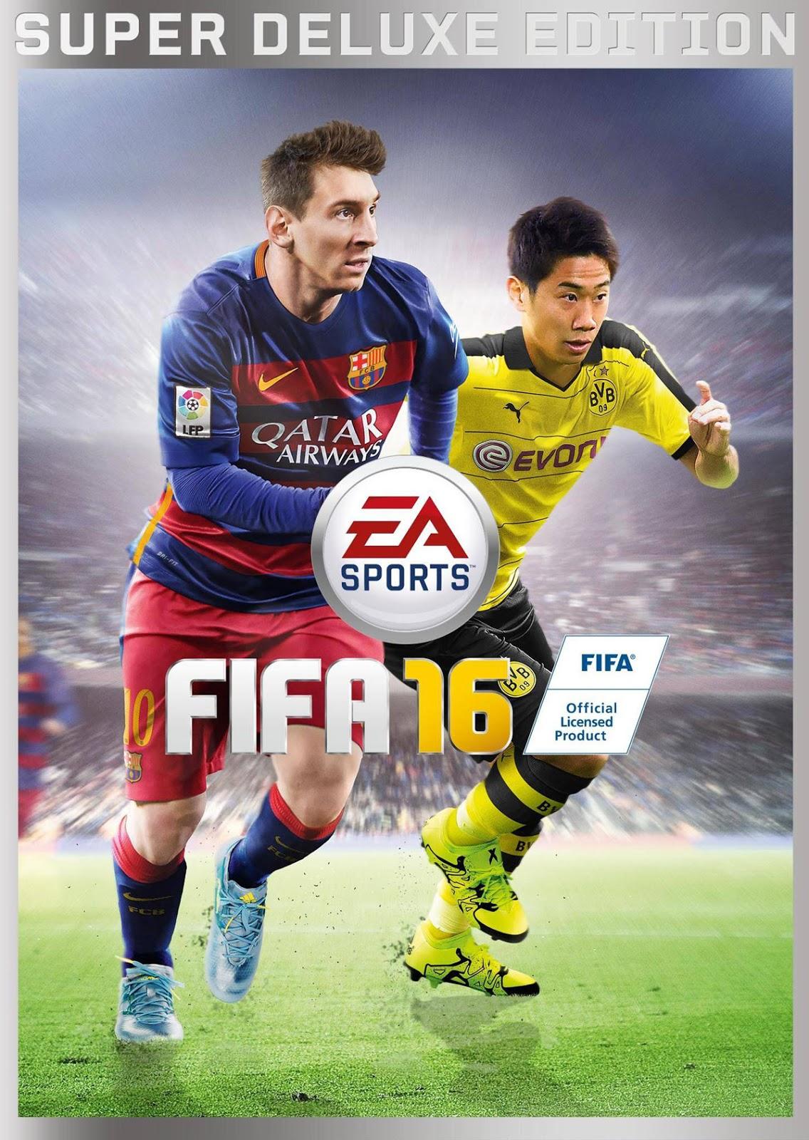 Fifa 16 » скачать игры на xbox 360 xbox original xbox one с.