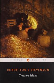 02/ Treasure Island by Robert Louis Stevenson