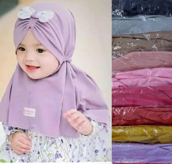 Jilbab Anak Salwa Pita FA-163