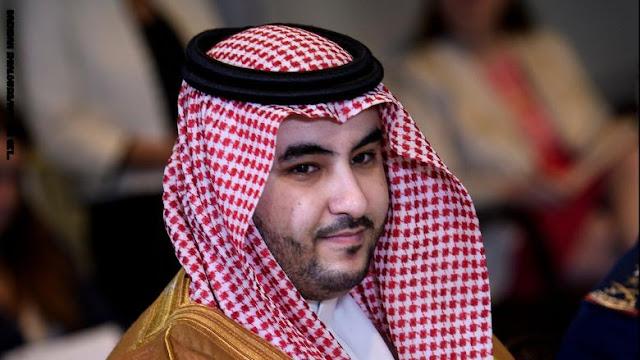 """نائب وزير الدفاع السعودي: نسعى لتجنيب العراق خطر الحرب والصراع بين """"أطراف خارجية"""""""