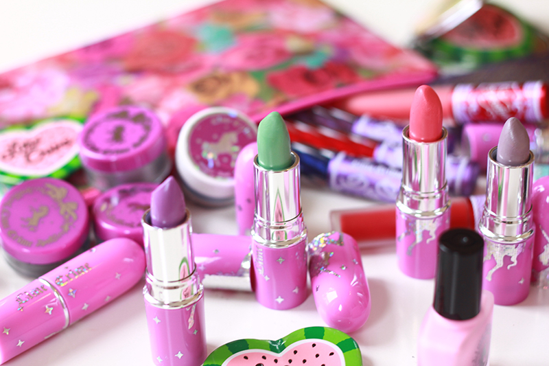 lime crime lipsticks