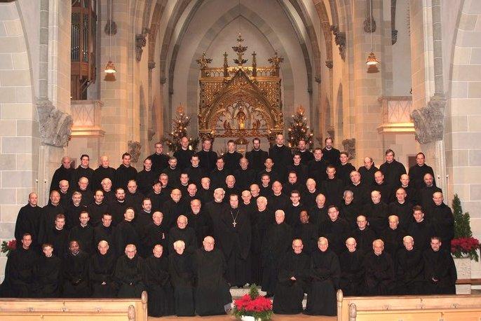 Divinas Vocaciones Religiosas.: 37. Benedictinos, Orden de San Benito
