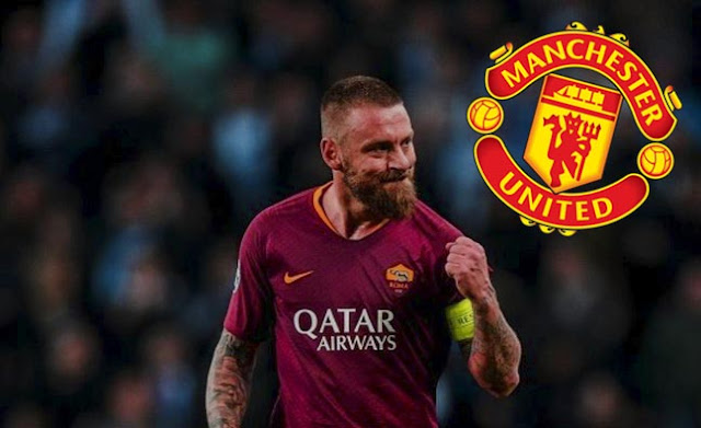 Daniele De Rossi Manchester United