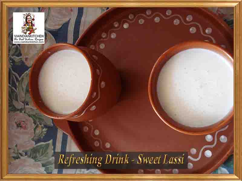 viaindiankitchen-refreshing-drinks-sweet-lassi