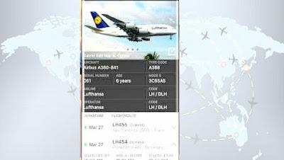 تتبع الطيران تنزيل  Flightradar24 Pro  لمعرفة رحلات الطيران في جميع انحاء العالم