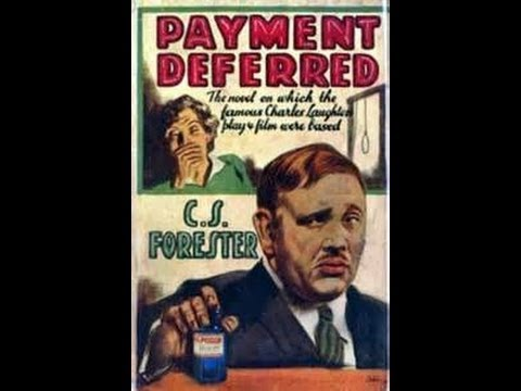 Charles Laughton Payment Deferred 1932