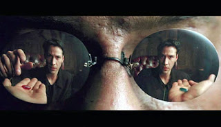 matrix, red pill, blue pill
