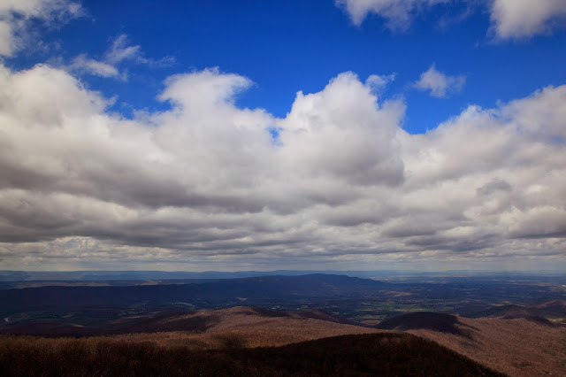 Blue Sky Shenandoah Valley