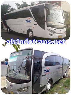 Sewa Bus Pariwisata Trac Jakarta