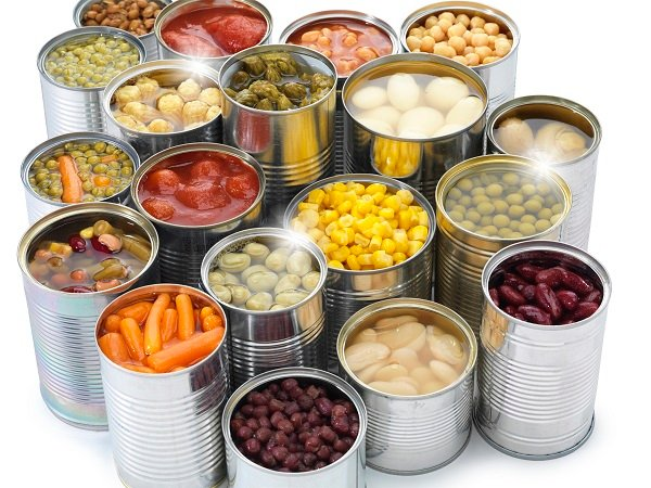How do we know the shelf life of food cans?