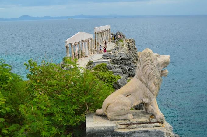 Fortune Island: A Greek inspired Island in Nasugbu, Batangas
