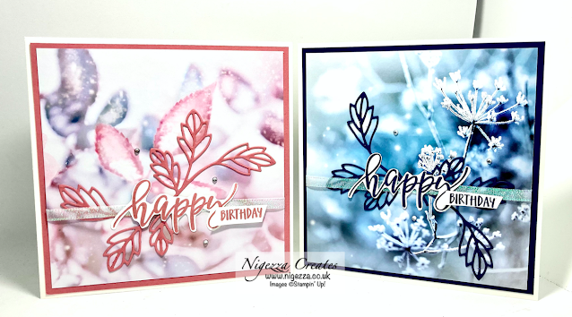 Stamp Around UK Jan 2021 Video Hop: Winter Birthday