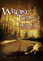 Wrong Turn 2: Dead End 2007 UnRated English 720p BluRay