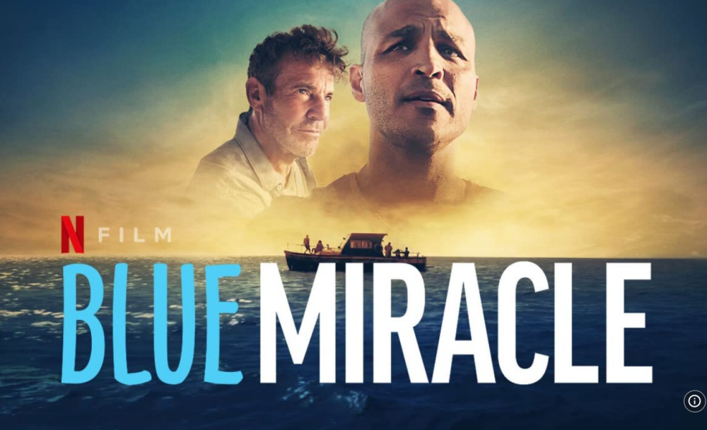 Blue Miracle, Drama, Adventure, Biography, Family, Netflix, Movie Review by Rawlins, Rawlins GLAM, Rawlins Lifestyle