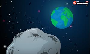 Awas Hoaks! 2021 PDC Hanya Asteroid Fiktif