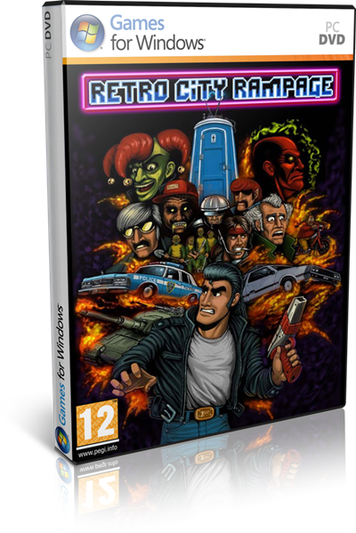 Retro City Rampage PC Full Español