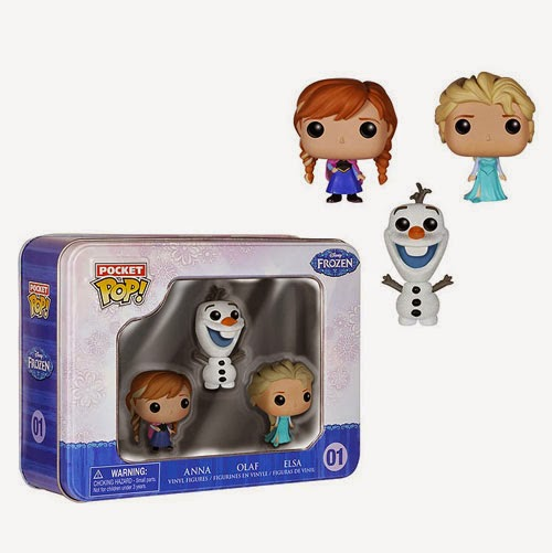 Pocket Pop Funko Frozen