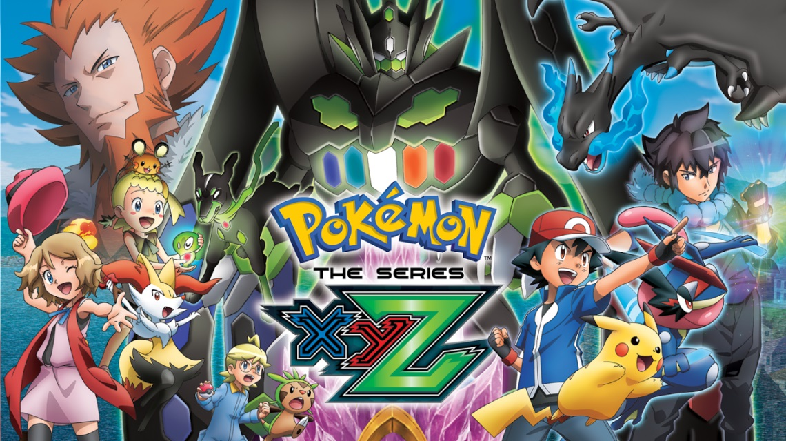 Pokemon XY Z Subtitle Indonesia Batch