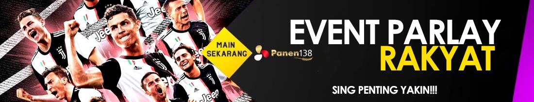 EVENT MIXPARLAY RAKYAT PANEN138