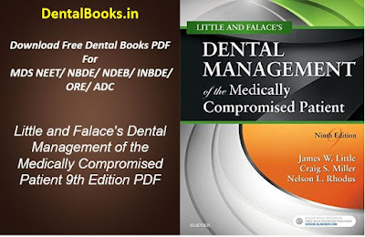 Little and Falace's Dental Management of the Medically Compromised Patient 9th Edition PDF