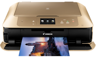 Canon PIXMA MG7760 Review - The Canon MG7760 excellent multifunction house PRINTER rapidly makes all your printing, replicating and scanning easy using your wise device with Wi-Fi or NFC link