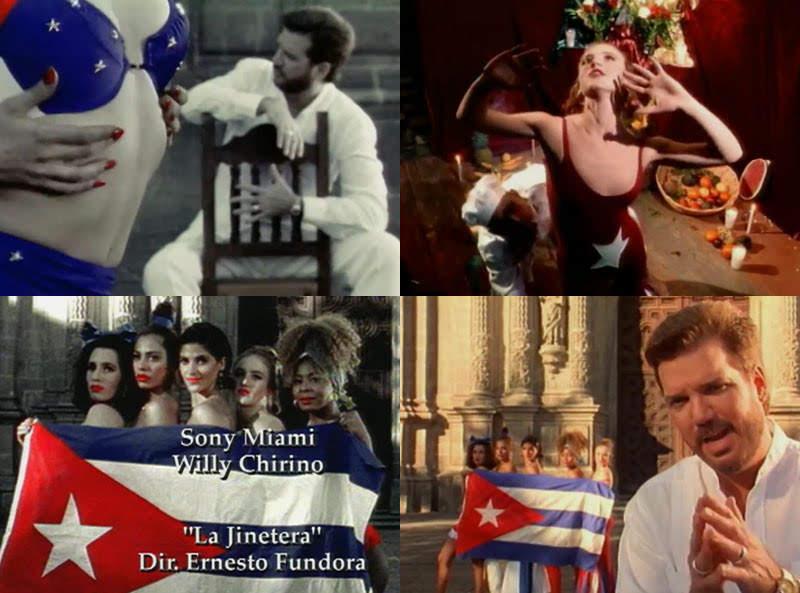 Willy Chirino - ¨La jinetera¨ - Videoclip - Dirección: Ernesto Fundora. Portal Del Vídeo Clip Cubano
