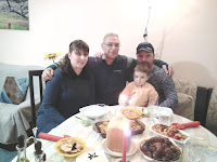 Christmas, New Year, Celebrations, Bulgaria, Yambol, Xmas, Rakia, Father Christmas, Guests, Party,