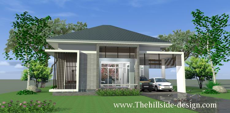 Comfort, security, and happiness of our family are our number one concerns when we plan to build or buy a house. But dreaming to have a beautiful house is not bad at all since most of us will live in that single house for the rest of our lives! And whether you are planning to have a big or small house, the design should not be compromised. And when it comes to being small, you cannot generalize that it'll fall totally short on a lot of things you'd typically find in bigger ones.  So if you are looking for house plans that you may consider as your future dream home you would love to check the following stunning modern houses with an amazing floor plan you can visualize right now!