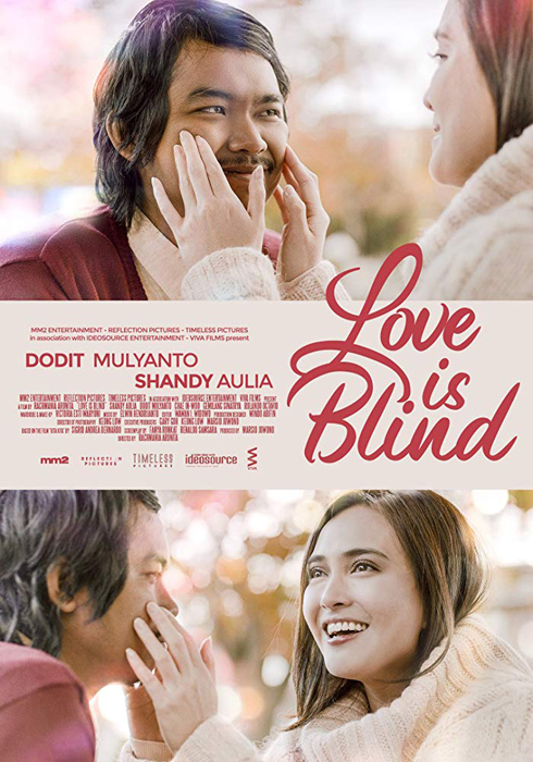 Love is Blind – Cinta itu Buta