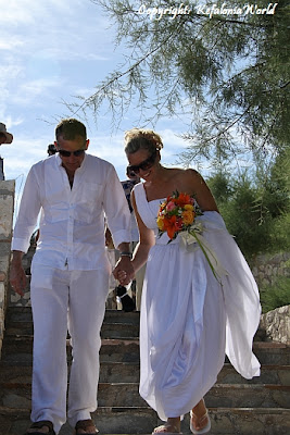 wedding on Kefalonia