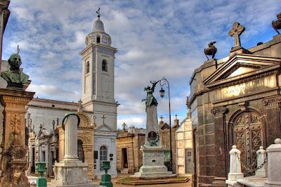 #Travel - O que quero ver em Buenos Aires Cemitério da Recoleta