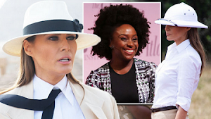 Donald Trump's Wife Branded Racist By Nigerian Author Chimamanda Adichie