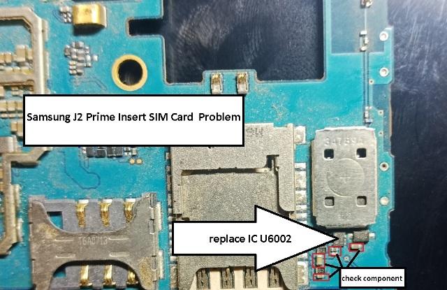 Insert Sim Card Solution Samsung Galaxy J2 Prime