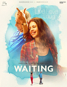 Poster Of Bollywood Movie Waiting (2016) 100MB Compressed Small Size Mobile Movie Free Download worldfree4u.com