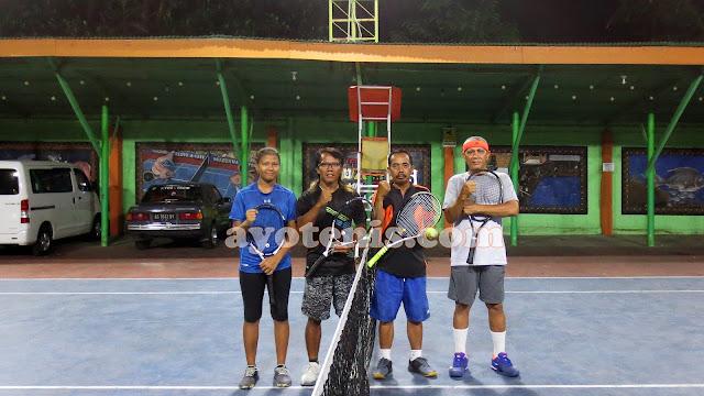 Milan Tennis Club Bertekad Cetak Atlet Tenis Berprestasi