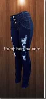 Pantalon Colombiano pompis arriba jeans  kgb  Eleven Ciclope Bombay Ciclon  Frida