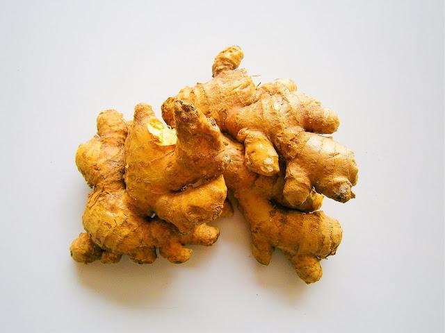 ingrediente del kion peruano para la receta del pollo al kion