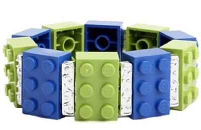 3. Gelang lego