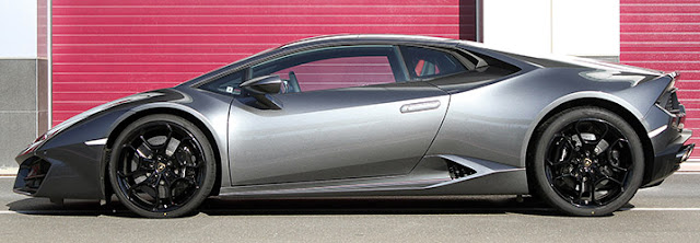 2016 Lamborghini Huracán LP580-2