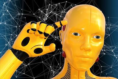 Selain aplikasi pintar di sini juga perangkat pintar yang memanfaatlan Teknologi Kecerdasan Buatan dan guna untuk mesin belajar dalam mengoperasikan.