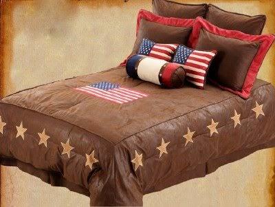 American Flag Comforter All Flag