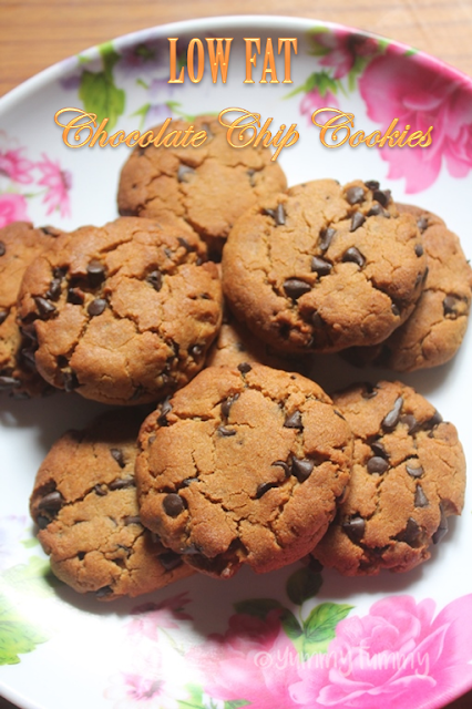 Low fat chocolate oatmeal cookies recipe