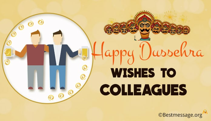 happy Dussehra Quotes For Colleagues