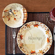Autumn Inspirations Dinner Plate