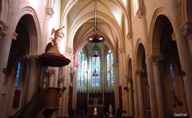 Eglise de Chasselay, Rhône