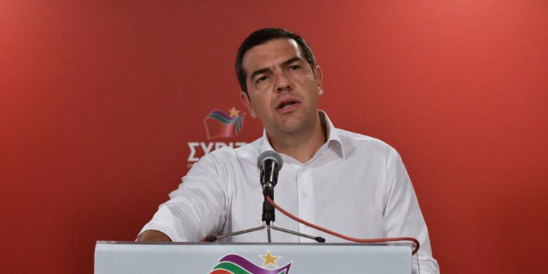 Πρόωρες εκλογές τον Ιούνιο ανακοίνωσε ο Τσίπρας μετά τη συντριβή